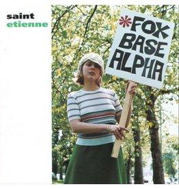 Heavenly Recordings Saint Etienne - Foxbase Alpha
