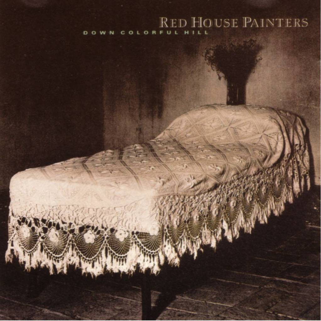 4AD Red House Painters - Down Colourful Hill