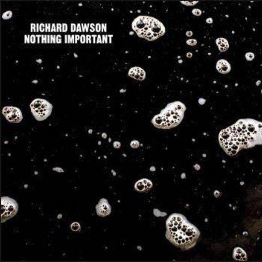 Domino Records Richard Dawson - Nothing Important