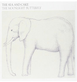 Thrill Jockey The Sea and Cake - The Moonlight Butterfly
