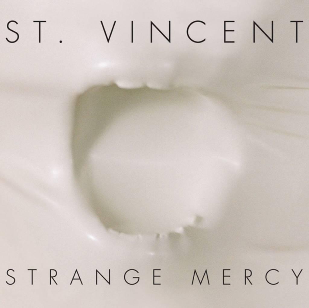 4AD St Vincent - Strange Mercy