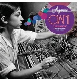Finders Keepers Records Suzanne Ciani - Lixivation