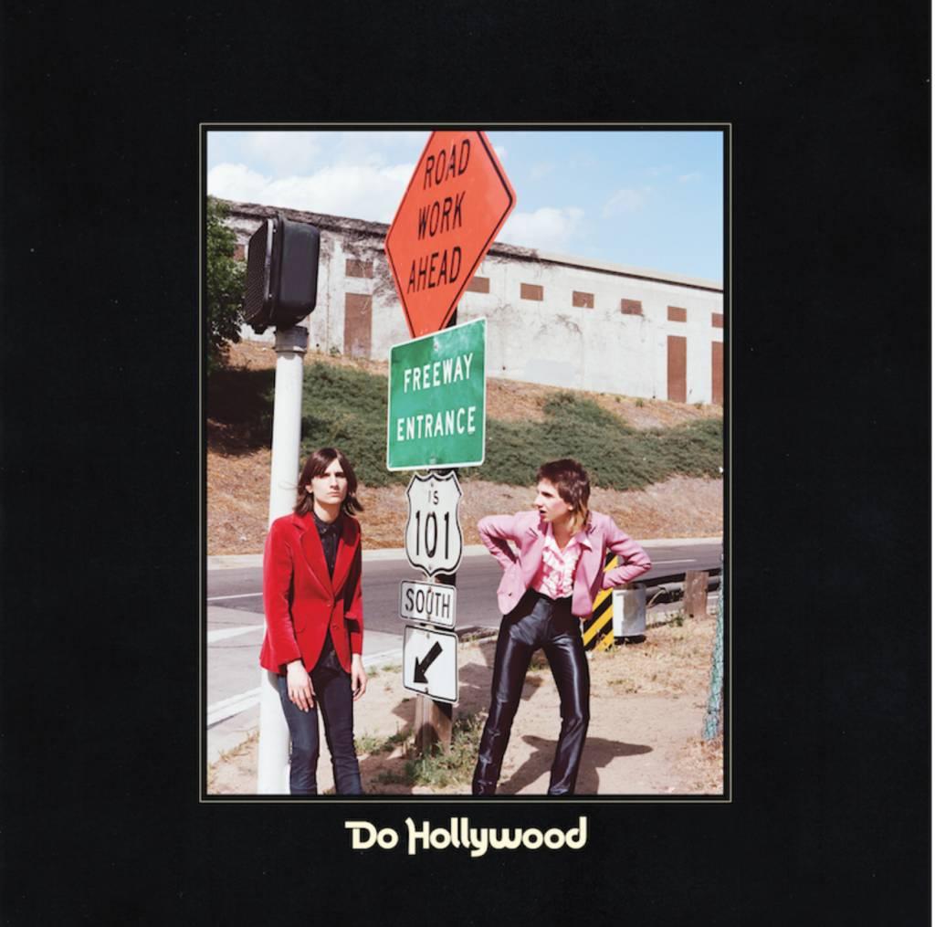 4AD The Lemon Twigs - Do Hollywood