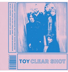 Heavenly Recordings Toy - Clear Shot