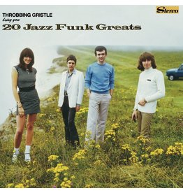 Mute Records Throbbing Gristle - 20 Jazz Funk Greats