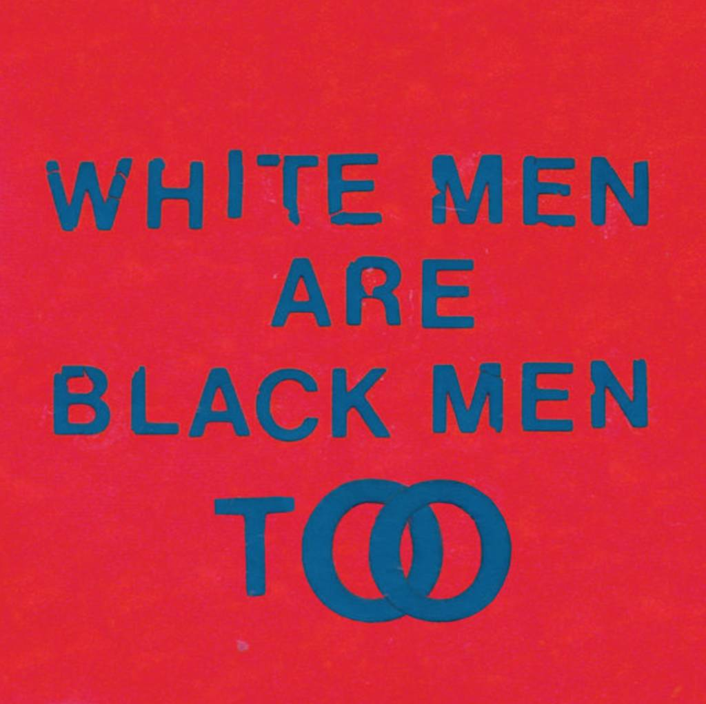 Big Dada Young Fathers - White Men Are Black Men Too