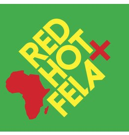 Knitting Factory Records Various - Red Hot + Fela