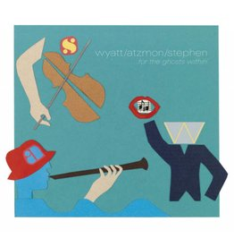 Domino Records Wyatt, Atzmon, Stephen - For the Ghosts Within
