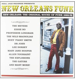 Soul Jazz Records Various - New Orleans Funk