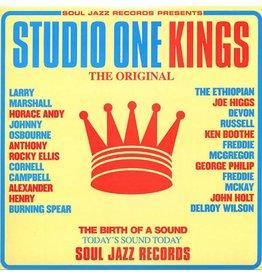 Soul Jazz Records Various - Studio One Kings