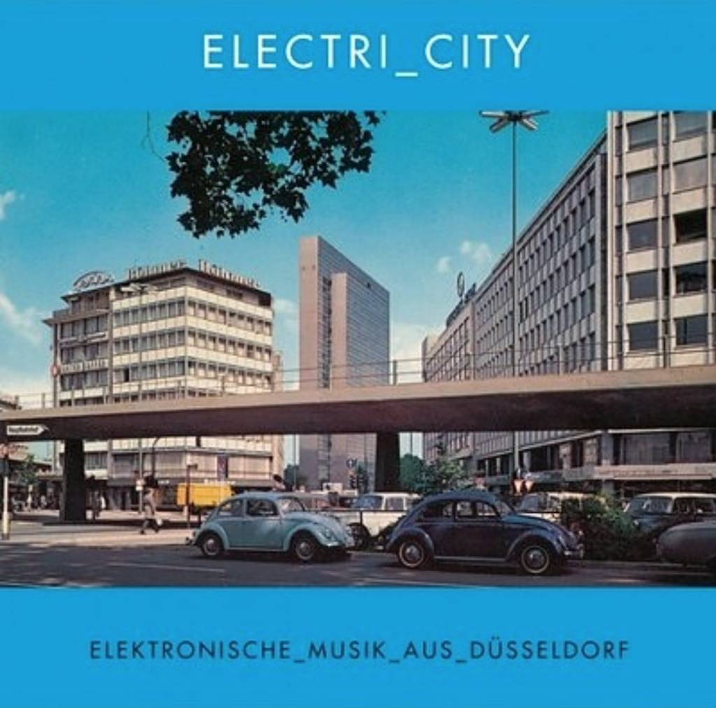 Gronland Records Various - Electri_City