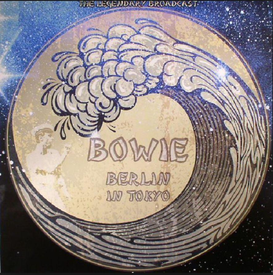 Coda Publishing Limited David Bowie - Berlin In Tokyo