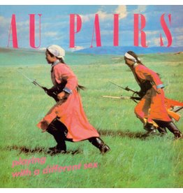 Sanctuary Records Au Pairs - Playing With A Different Sex