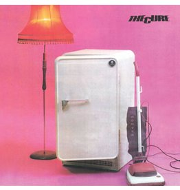 Lilith Records The Cure - Three Imaginary Boys