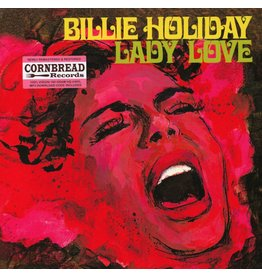 Cornbread Records Billie Holiday - Lady Love