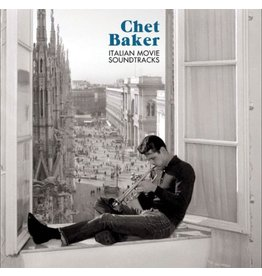 Wax Time Records Chet Baker - Italian Movie Soundtracks