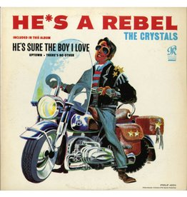 Cornbread Records The Crystals - He's A Rebel