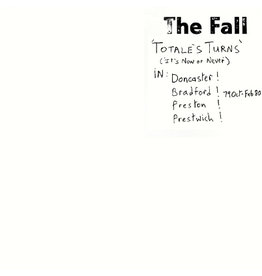 Let Them Eat Vinyl The Fall - Totales Turn