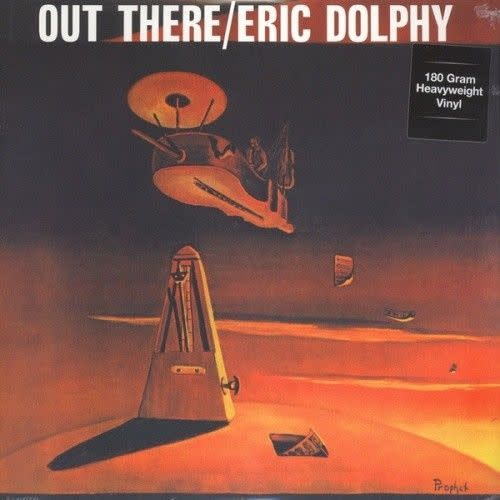 DOL Eric Dolphy - Out There