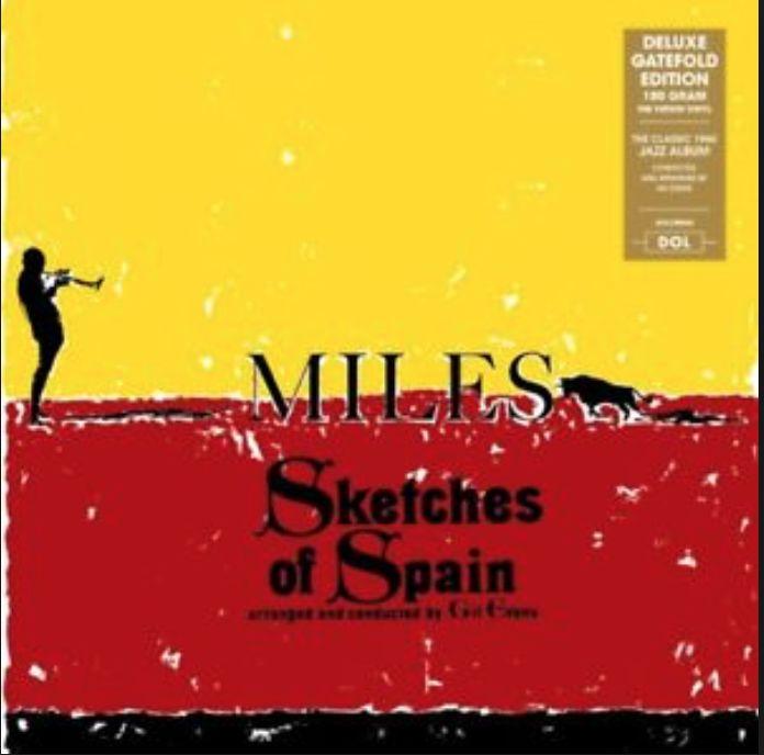 DOL Miles Davis - Sketches Of Spain