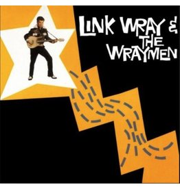 Rumble Records Link Wray & The Wraymen - Link Wray & The Wraymen