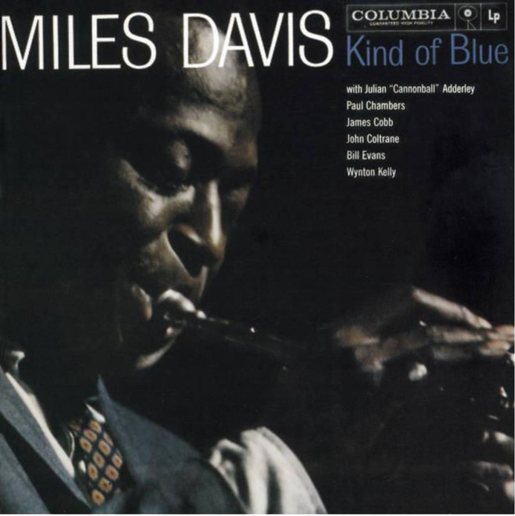 DOL Miles Davis - Kind Of Blue