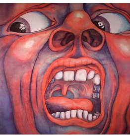 DGM Panegyric King Crimson - In The Court Of The Crimson King