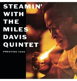 DOL Miles Davis - Steamin'