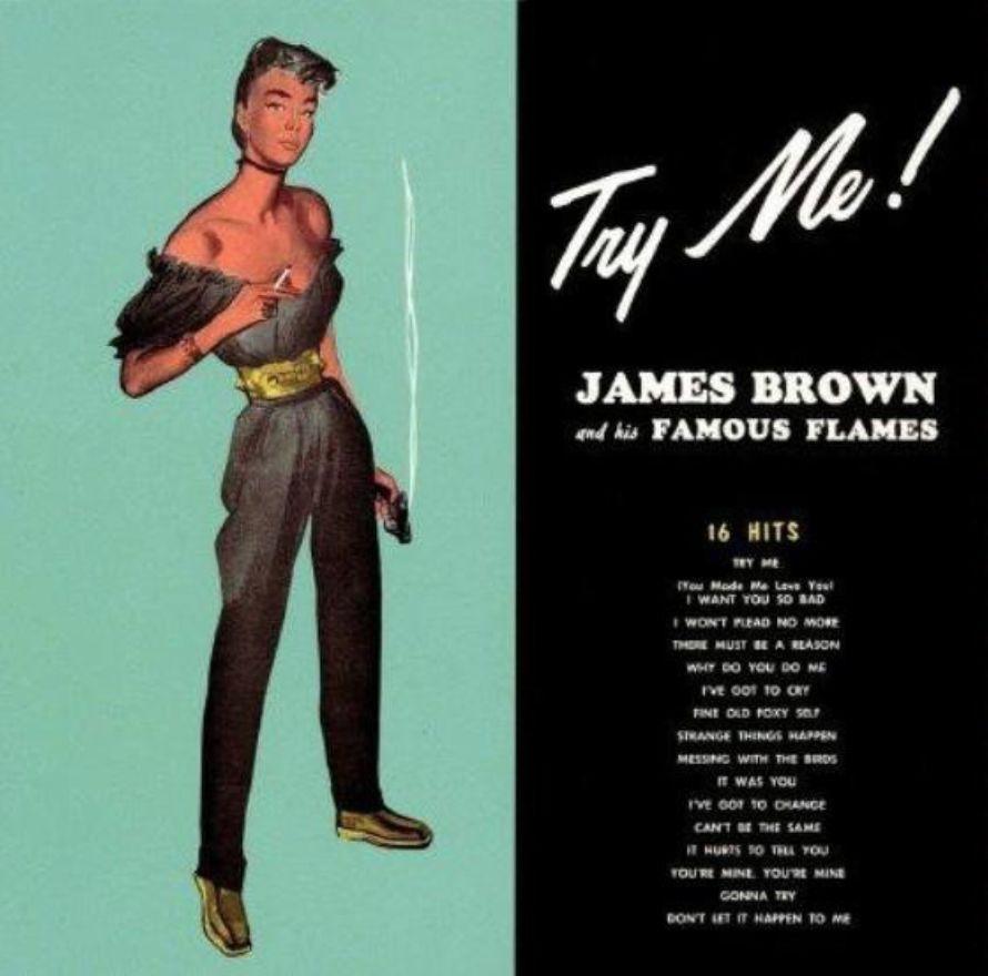 DOL James Brown - Try Me