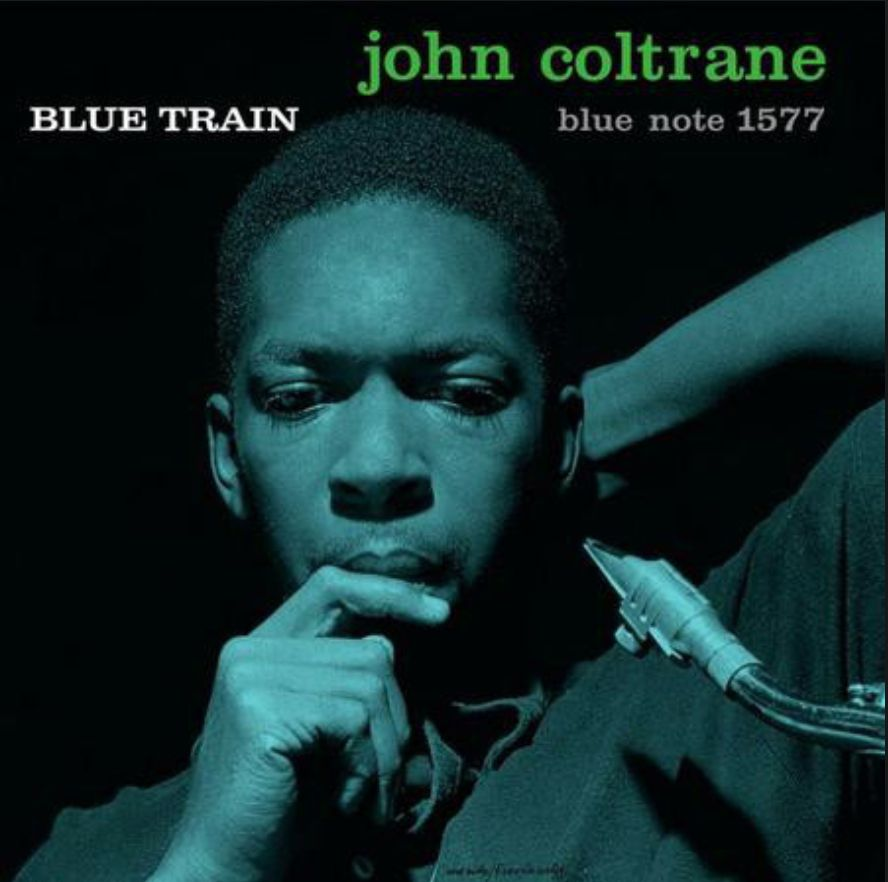 DOL John Coltrane - Blue Train
