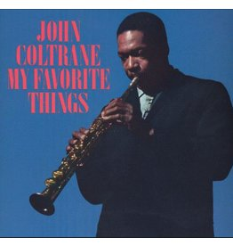 Now On Music John Coltrane - My Favorite Things