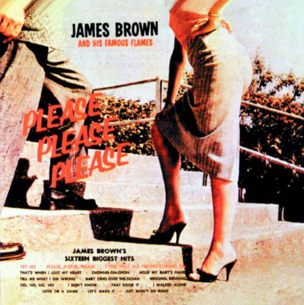 DOL James Brown - Please, Please, Please