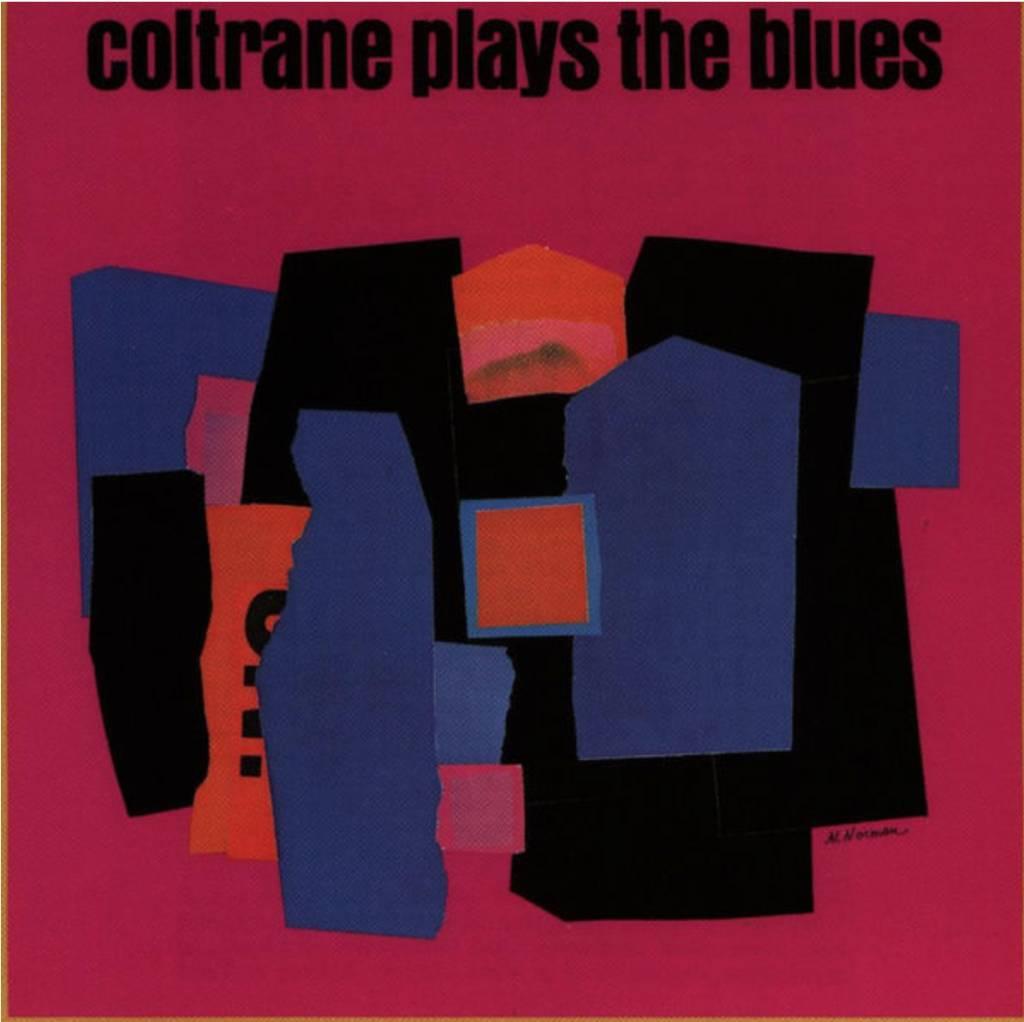 DOL John Coltrane - Plays The Blues