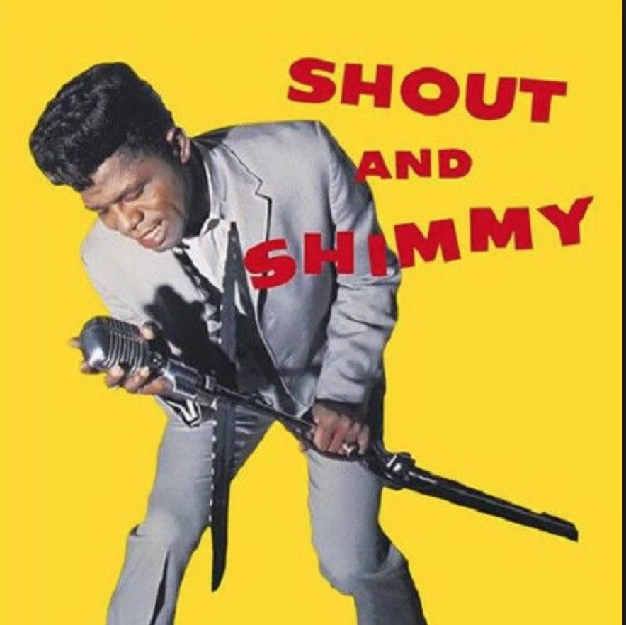 DOL James Brown - Shout And Shimmy
