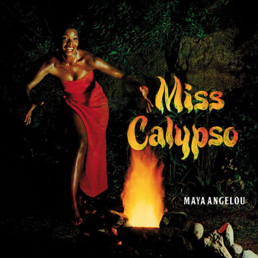 Cornbread Records Maya Angelou - Miss Calypso