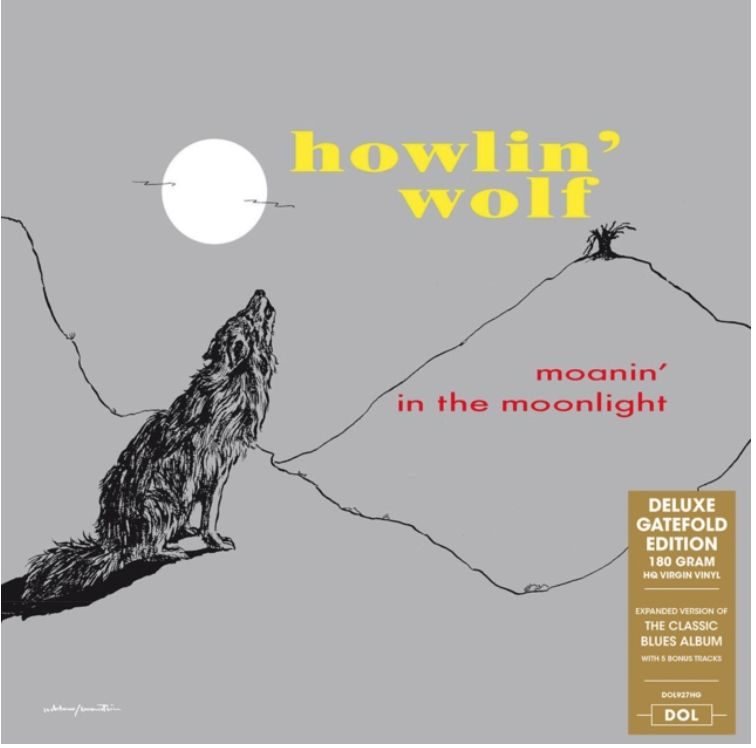 DOL Howlin' Wolf - Moanin' In The Moonlight