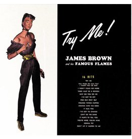 Rumble Records James Brown - Try Me