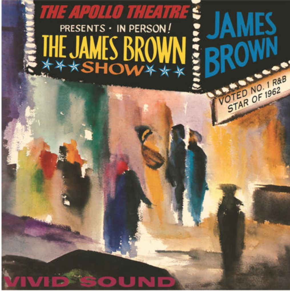 DOL James Brown - Live At The Apollo