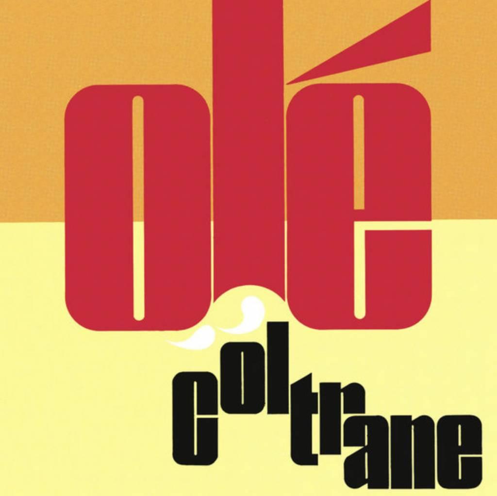 DOL John Coltrane - Olé Coltrane