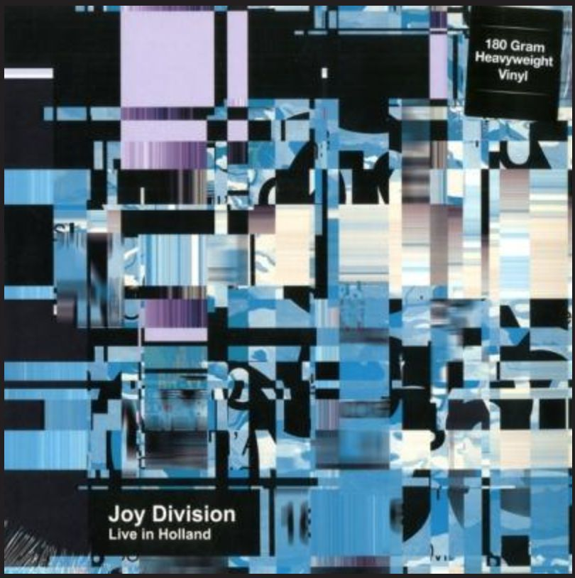 DOL Joy Division - Live In Holland, January, 1980