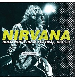 Bad Joker Records Nirvana - Hollywood Rock Festival, MTV Broadcast