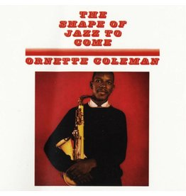 DOL Ornette Coleman - The Shape Of Jazz To Come