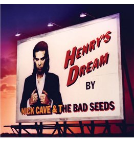 Mute Records Nick Cave & The Bad Seeds - Henry's Dream