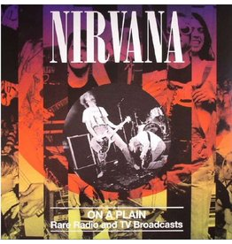 Bad Joker Records Nirvana - On A Plain: Rare Radio And Tv Broadcasts