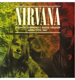 Bad Joker Records Nirvana - Olympia Community Radio Session. 1987