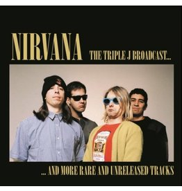 Bad Joker Records Nirvana - Love Buzz 1992 Triple J Broadcast & More