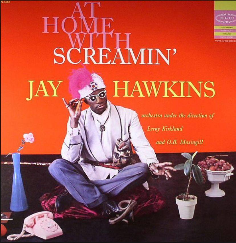 Rumble Records Screamin' Jay Hawkins - At Home With Screamin' Jay Hawkins
