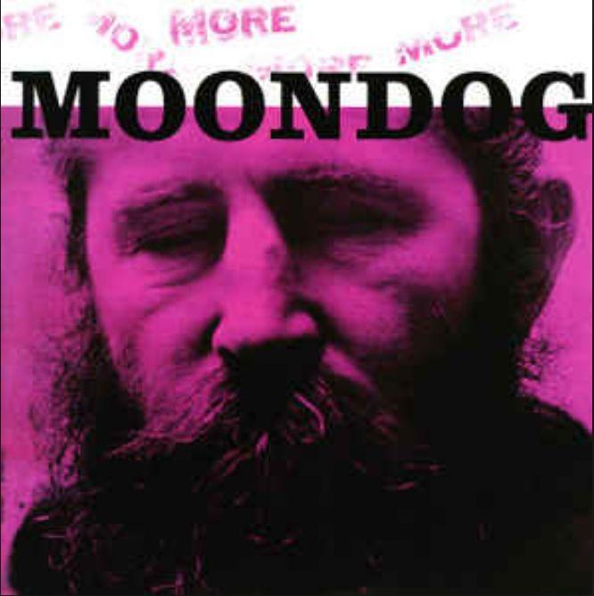 Honest Jon's Records Moondog - More Moondog