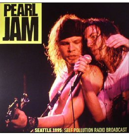 Bad Joker Records Pearl Jam - Seattle 1995: Self Pollution Radio Broadcast