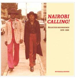 No Wahaha Sound Various - Nairobi Calling!